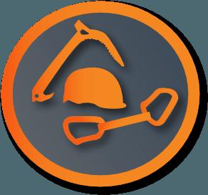 Půjčovna horolezeckého vybavení a vybavení na via ferraty