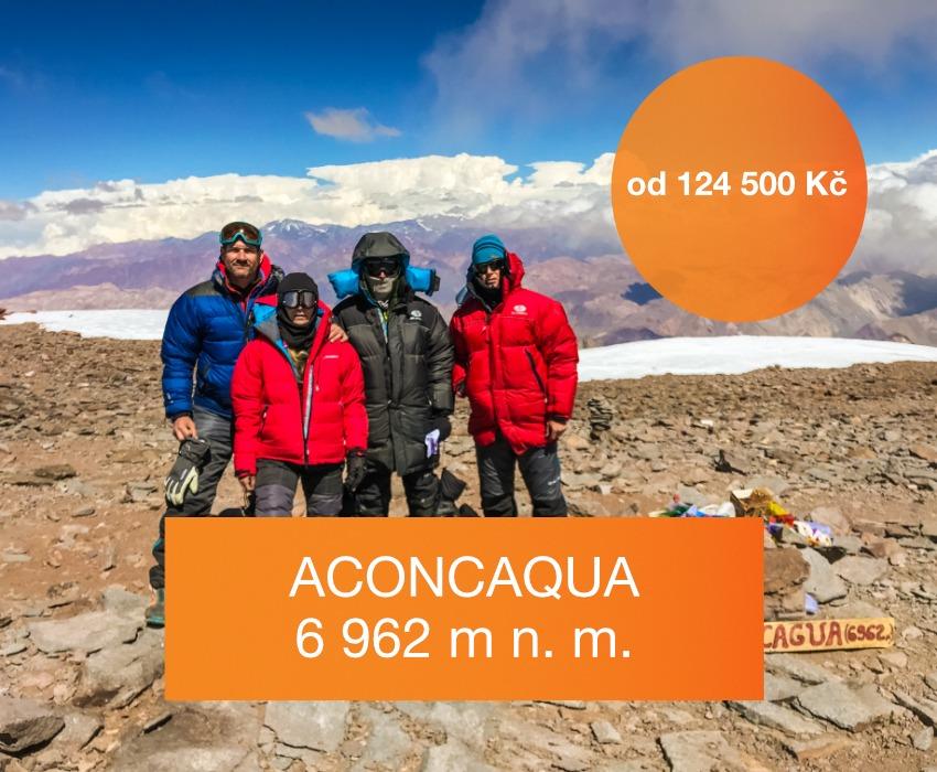Výstup na nejvyšší vrchol Jižní Ameriky: Aconcaquu